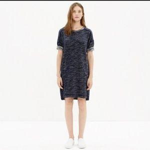 Madewell | Mini Sweatshirt Dress pockets M